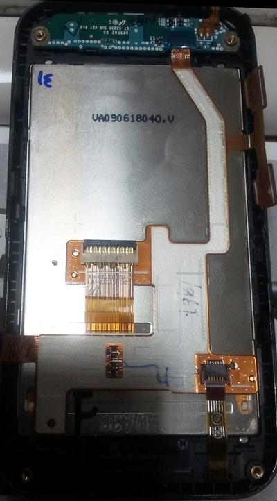схема телефона samsung s5230